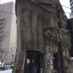 南8西4ノアの方舟-札幌の不思議な建物