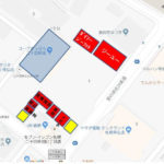 コープ二十四軒駐車場に複合商業施設オープン予定